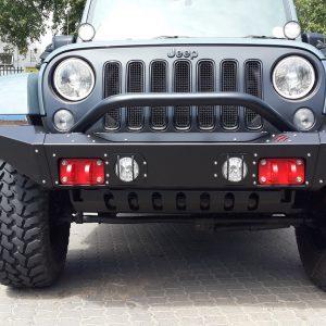 maniac transformer front bumper