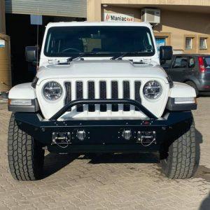 Transformer Front Bumper (1 Piece) for Jeep Wrangler JL/JLU