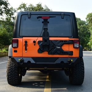 T-Max Tailgate Tyre Carrier