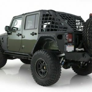 Cargo Net for Jeep Wrangler JKU